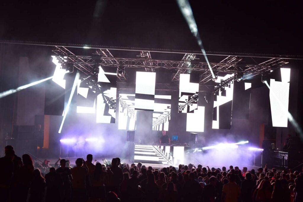EDM Open Air Festival Skalky - Nový Jičín