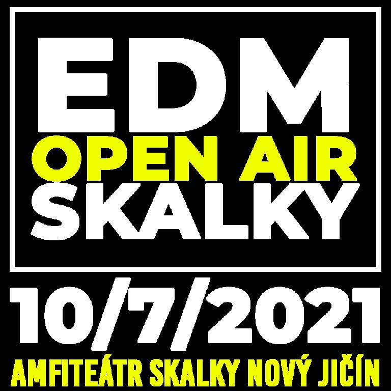 EDM Open Air Festival Skalky - Nový Jičín - Logo